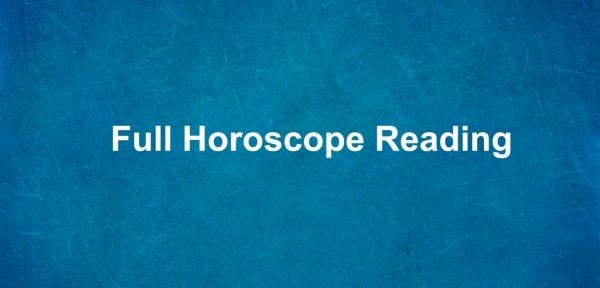 Multiple Package/Full Horoscope Analysis